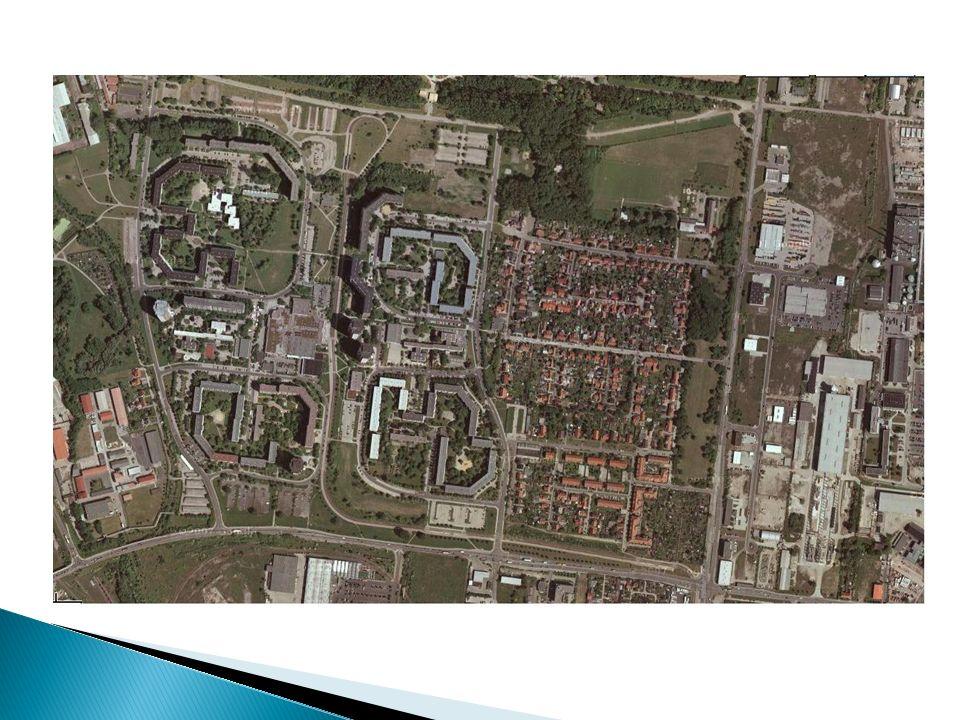 Baubeginn 1976 Plattenbaukomplex für 15.000 Menschen 0,77 km² Fläche Heute 3.909 Wohnungen in 234 Gebäuden Bevölkerung insgesamt 5.883