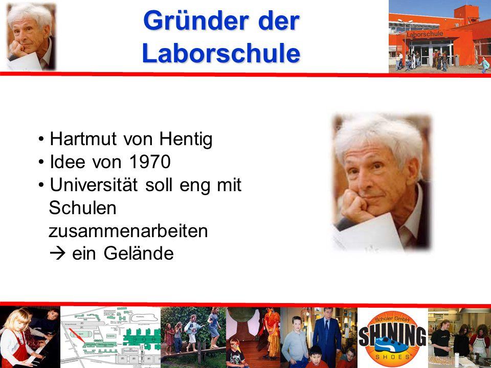 Gründungsdaten und Ziele der Schule staatliche Versuchsschule des Landes Nordrhein-Westfalen. wurde mit dem benachbarten Oberstufen-Kolleg im Jahr 197