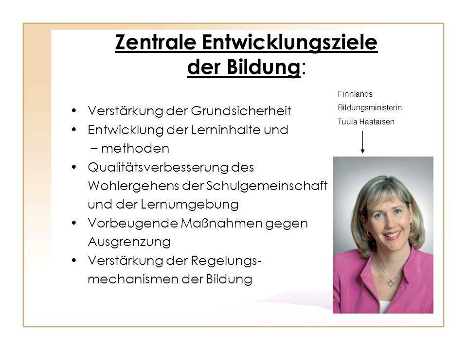 Quellen: Literatur: Pfeiffer, Michael: Bildung auf Finnisch.