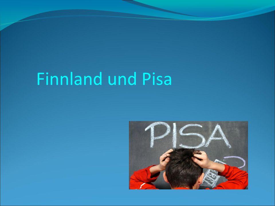 Finnland und Pisa