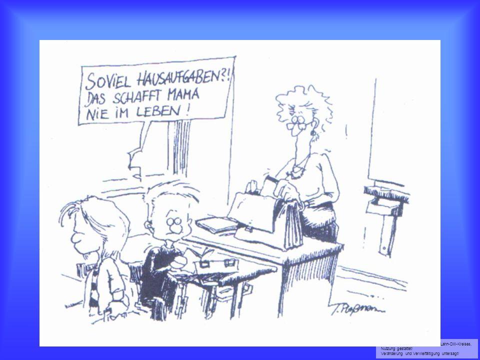© Schule für Erziehungshilfe des Lahn-Dill-Kreises, Nutzung gestattet! Veränderung und Vervielfältigung untersagt! Prinzip : Eigenverantwortung Jeder