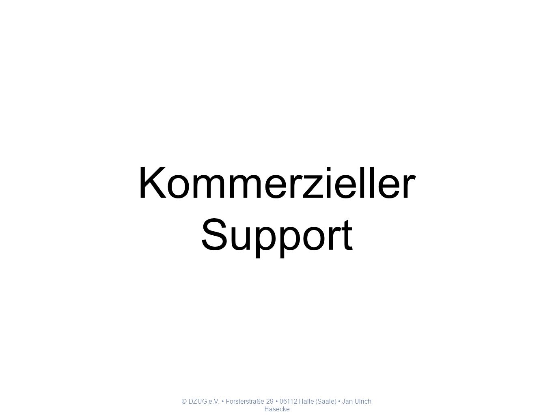 Kommerzieller Support