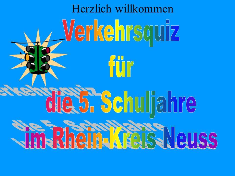 Straßenverkehrsamt Rhein-Kreis Neuss Eine Verkehrssicherheitsaktion veranstaltet durch: Verkehrssicherheitsberatung