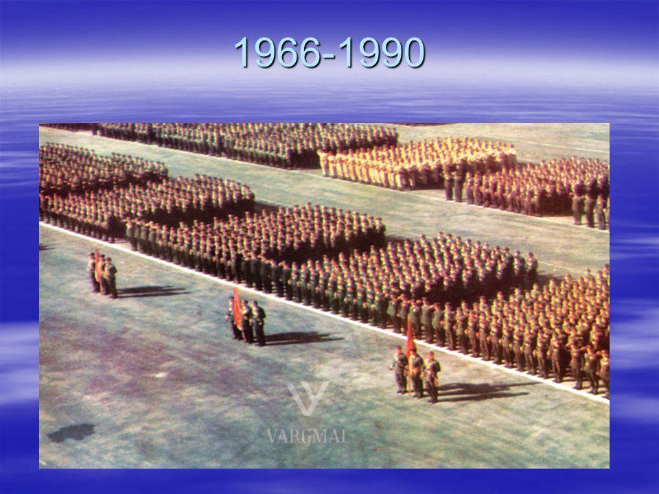 Austritt 1961- de facto 1968- de jure GESCHICHTE