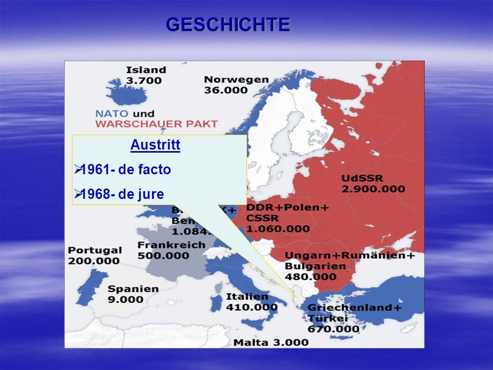 1961-1978 Zusammenarbeit und Hilfe AL China GESCHICHTE