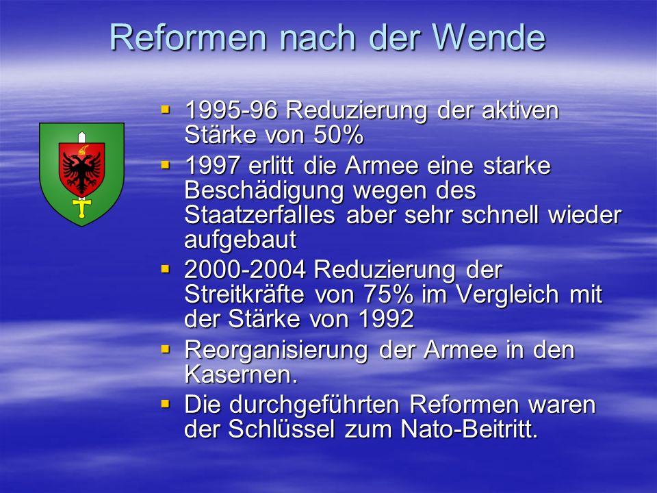 1992 Interesse an NATO-Mitgliedschaft1992 Interesse an NATO-Mitgliedschaft 1994 Beitritt Partnership for Peace (PfP)1994 Beitritt Partnership for Peace (PfP) 1995 Individuelles Partnerschaftsprogramm (IPP)1995 Individuelles Partnerschaftsprogramm (IPP) 1999 Aktionsplan zur Mitgliedschaft (MAP)1999 Aktionsplan zur Mitgliedschaft (MAP) 2003 Adriatik 3 (Albanien, Kroatien, Mazedonien)2003 Adriatik 3 (Albanien, Kroatien, Mazedonien) 2008 NATO-Gipfel in Bukarest - Einladung zum Beitritt2008 NATO-Gipfel in Bukarest - Einladung zum Beitritt 2009Natomitglied2009Natomitglied DER WEG IN DIE NATO