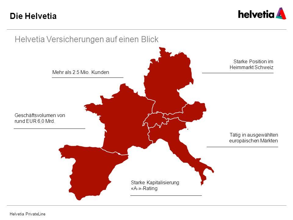 Helvetia PrivateLine14 Produkte 18.01.201414 38 Deckungserweiterungen in Haftpflicht