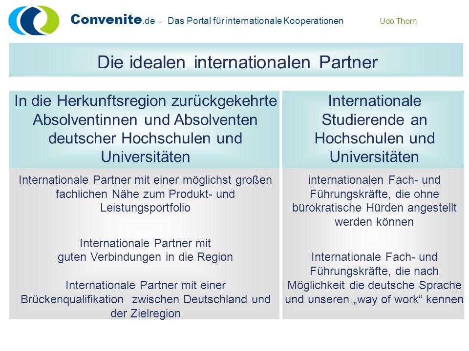 Ideal sind in Deutschland internationalen Fach- und Führungskräfte, die ohne bürokratische Hürden angestellt werden können Internationale Fach- und Fü