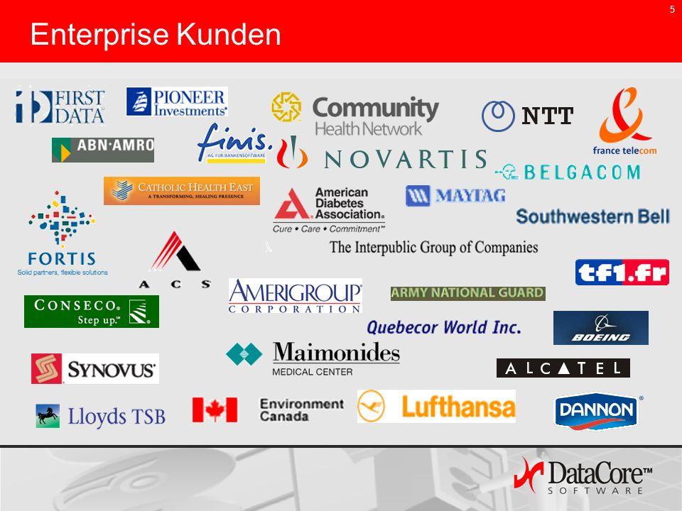 5 Enterprise Kunden