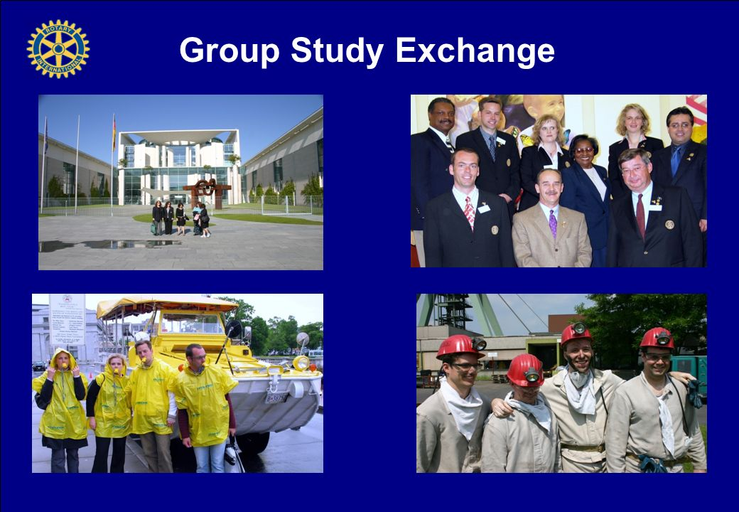 Group Study Exchange