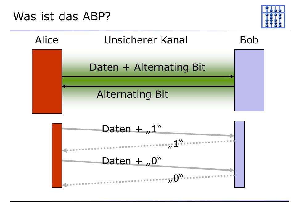 Was ist das ABP.