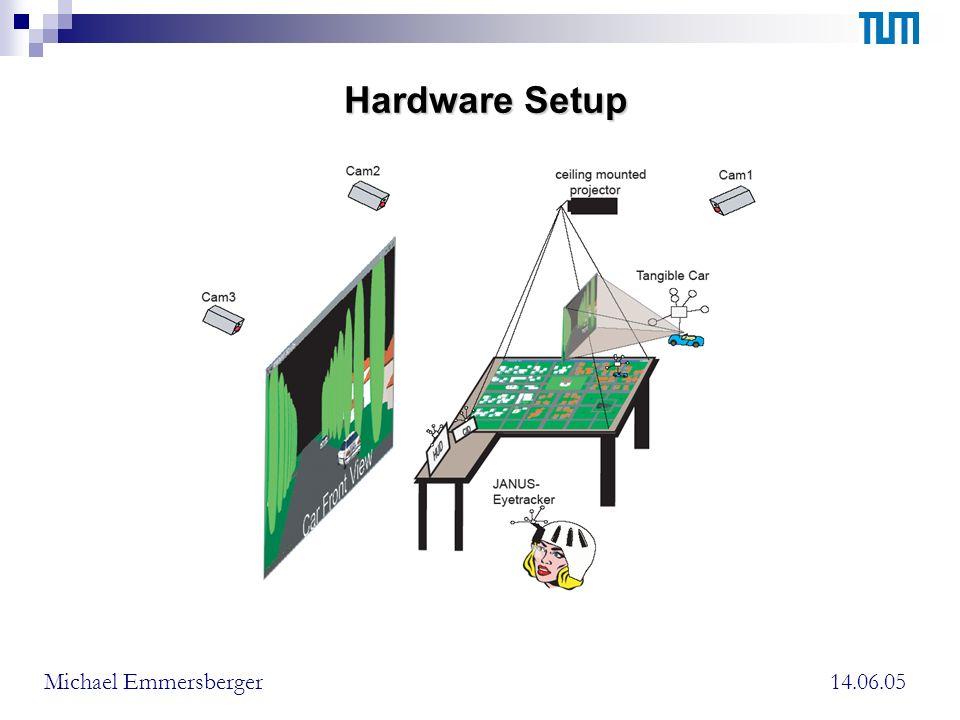 14.06.05Michael Emmersberger Hardware Setup
