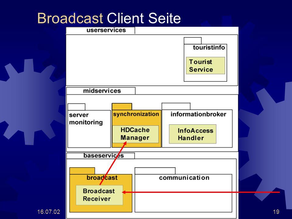 16.07.0219 Broadcast Client Seite