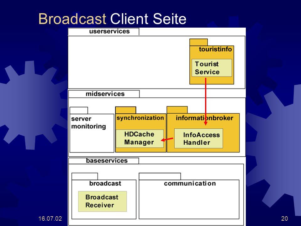 16.07.0220 Broadcast Client Seite