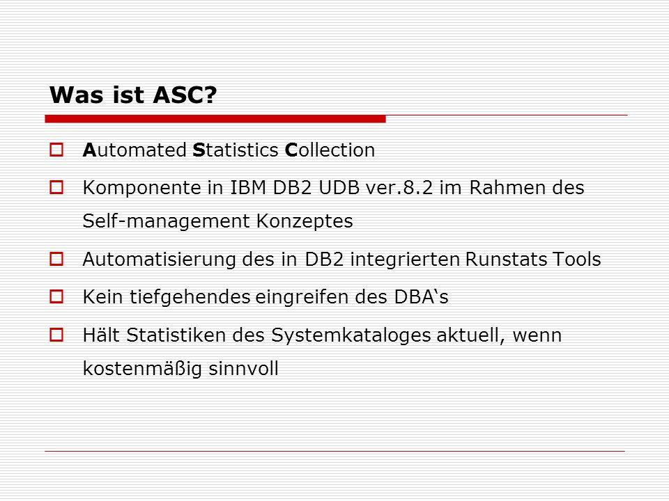 Was ist ASC.
