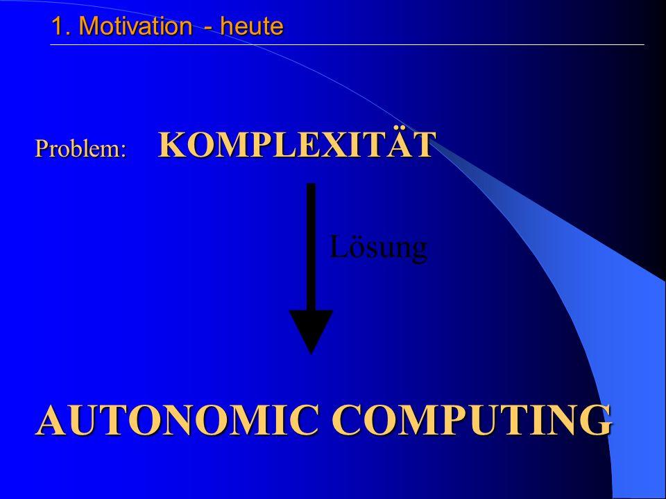 Garantie optimaler Performance / SLAs Garantie optimaler Performance / SLAs Ständige Optimierung der Effizienz Ständige Optimierung der Effizienz z.B.