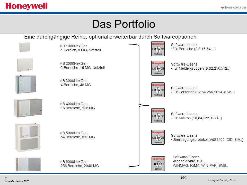 Honeywell Security Group Honeywell.com 17 Mustafa Mazlum/EMT 2-Relaismodul und Innensirene/Blitzlampe Relaismodul und Innensirene/Blitzlampenmodul 2 Relais 8A / 230V plus 2 MG-Eingänge (nicht löschbar) Innen-Sirene/Blitzlampe basierend auf Tagalarm-Plus- Oberteil ebenfalls mit 2 MG-Eingängen (nicht löschbar) EN Grad 3 und VdS C Zulassung BUS-2, mit Rückwärtskompatibilität, an alten EMZ als 5-Ausgangsmodul betreibbar