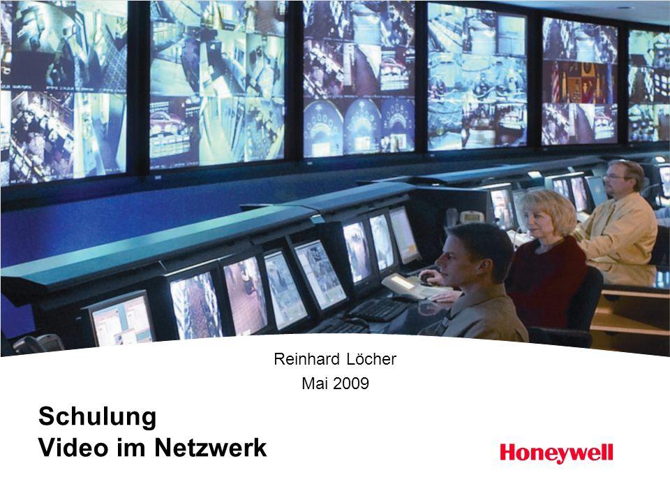 Schulung Video im Netzwerk Reinhard Löcher Mai 2009