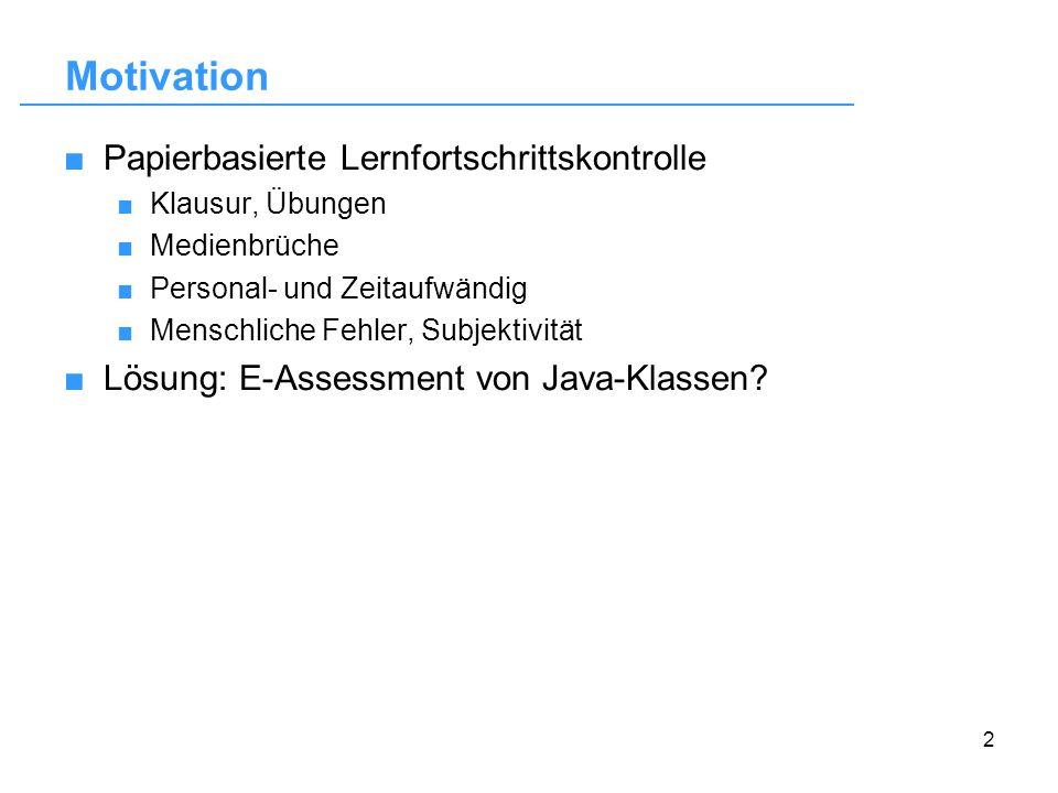 23 JUnit Dynamische Analyse Komponententest Stichprobenverfahren Beispiel: isEqualRahmen public void testIsEqualRahmen() { Fahrrad rad = new Fahrrad(); rad.setEinrad (false); rad.setRahmen (new Rahmen( rot , 48)); assertEquals (true, rad.isEqualRahmen(new Rahmen ( rot , 48))); }