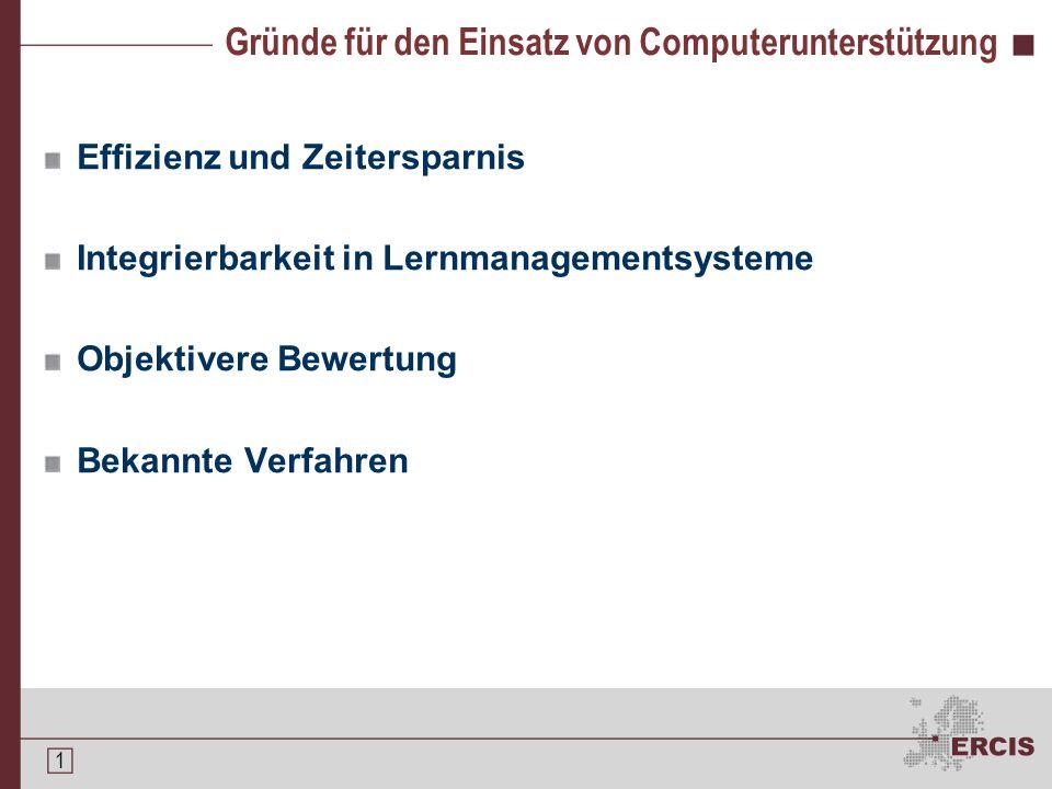 Maurice Müller 4. E-Assessment 4.3 E-Assessment mathematischer Beweise