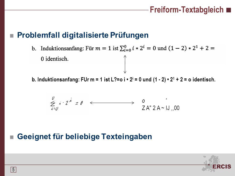 4 Computeralgebrasysteme - Probleme Keine Bedingungsüberprüfung Keine Beweisführung; reine Termersetzung X=0