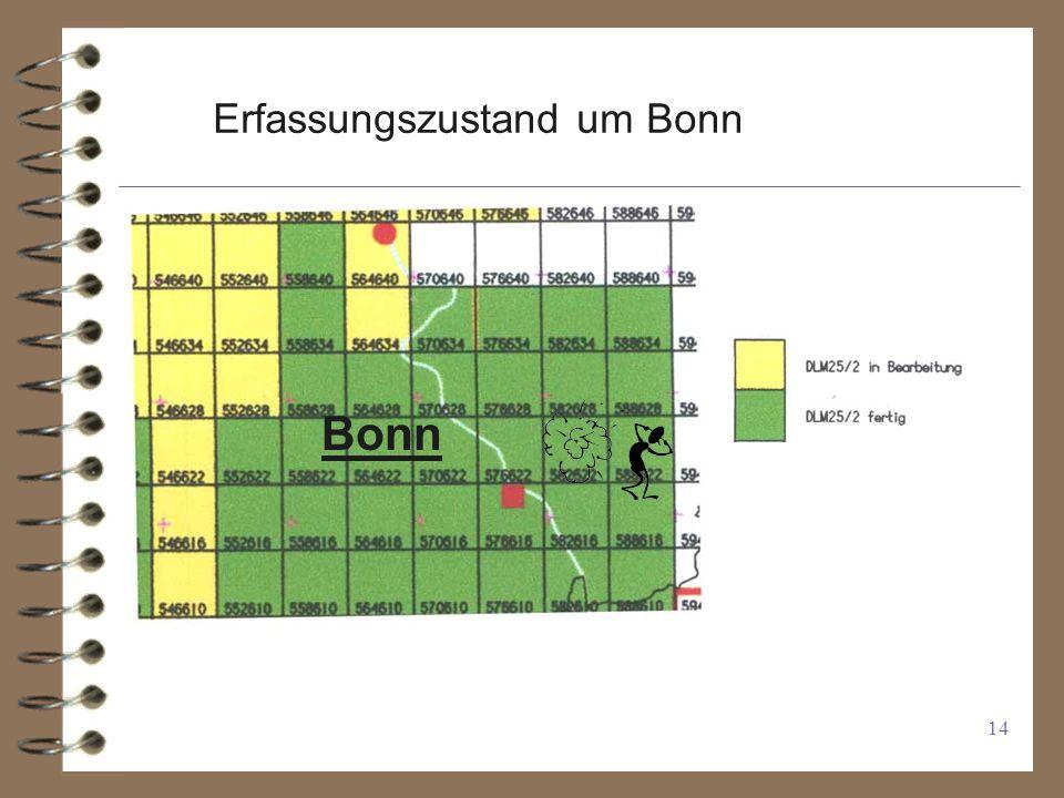 14 Bonn Erfassungszustand um Bonn