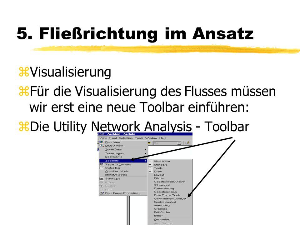 zDer markierte Knoten kann auch ausgeschaltet werden, um einen Defekt zu simulieren: Enabled - True / False