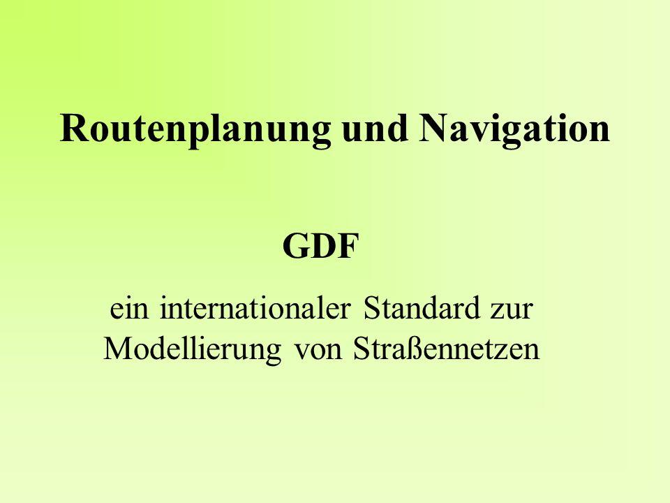 03.Juli 2003Manuela Nie2 Allgemein –Motivation –Was ist GDF.