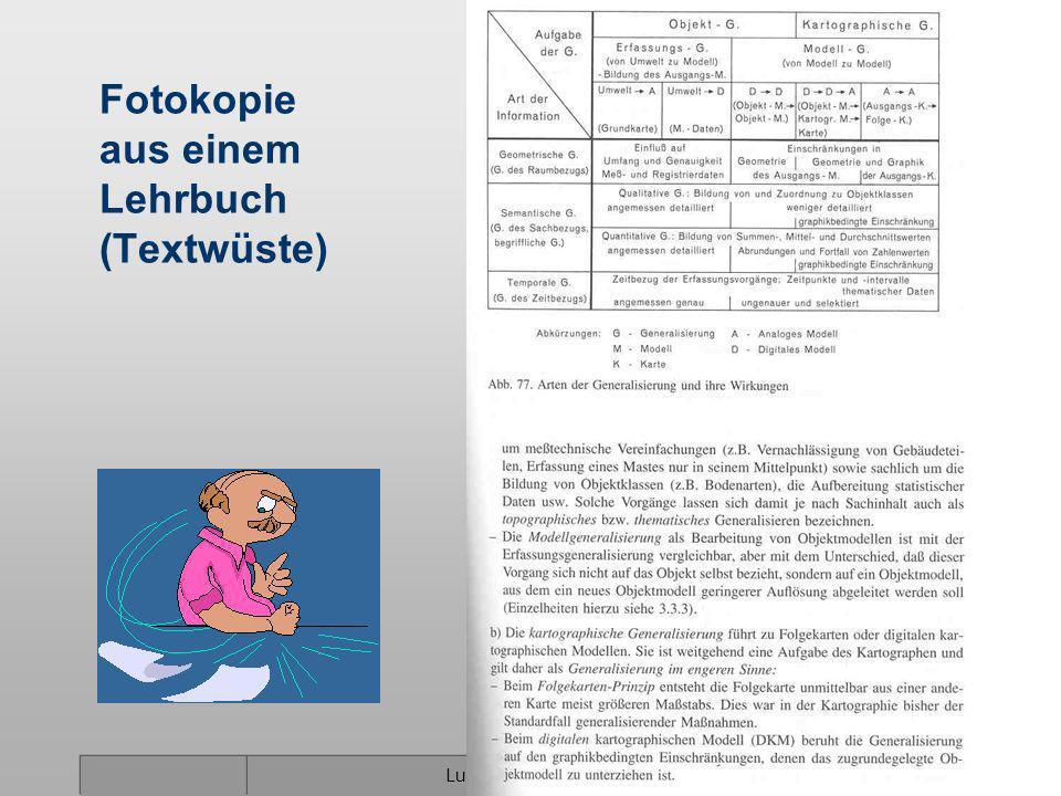Lutz Plümer - Gestaltung von Folien mit Powerpoint40 Gestaltungsmittel Folienhintergrund Der Hindergrund soll nicht vom Inhalt der Folien ablenken gute Beispiele