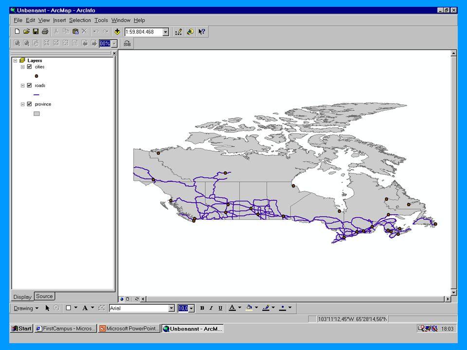 04.11.2002Prosemiar GIS Sebastian Lang19
