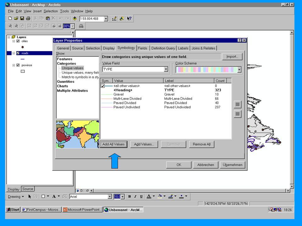 04.11.2002Prosemiar GIS Sebastian Lang27