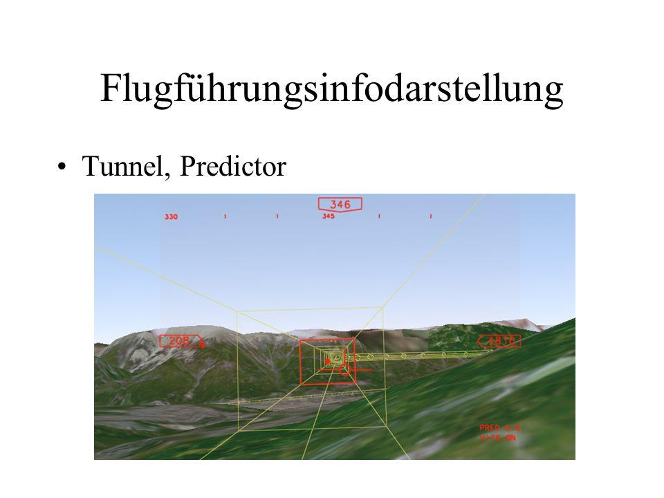 Flugführungsinfodarstellung Tunnel, Predictor