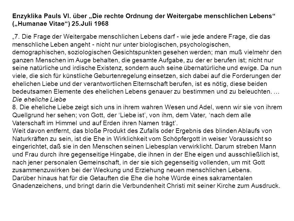 Enzyklika Pauls VI.
