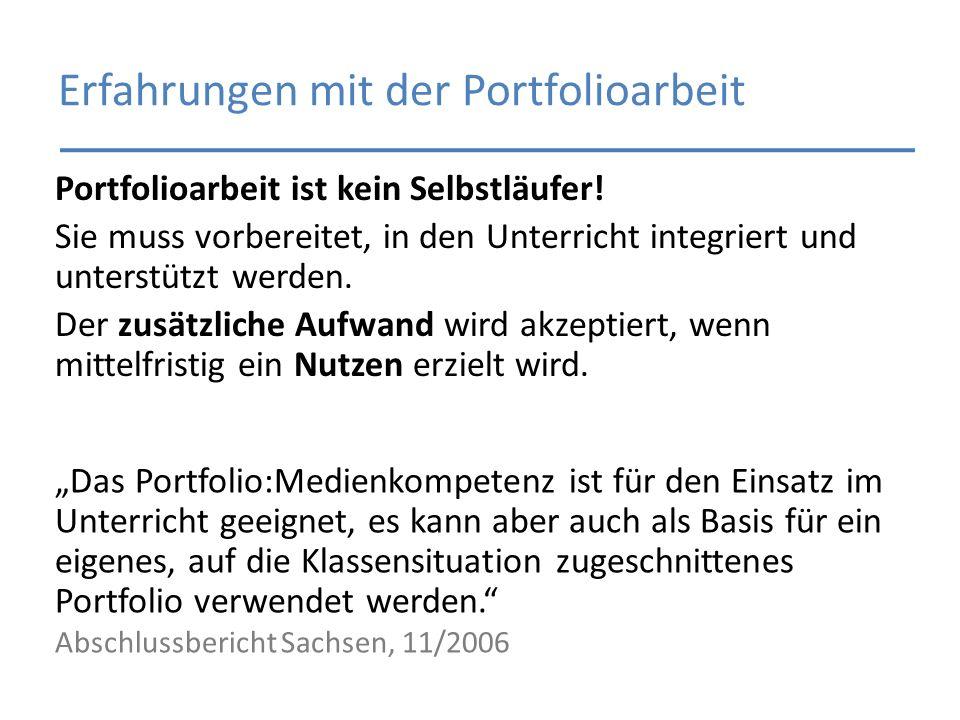 Portfolio-Anpassungen: Portfolioeinsatz erfolgt u.