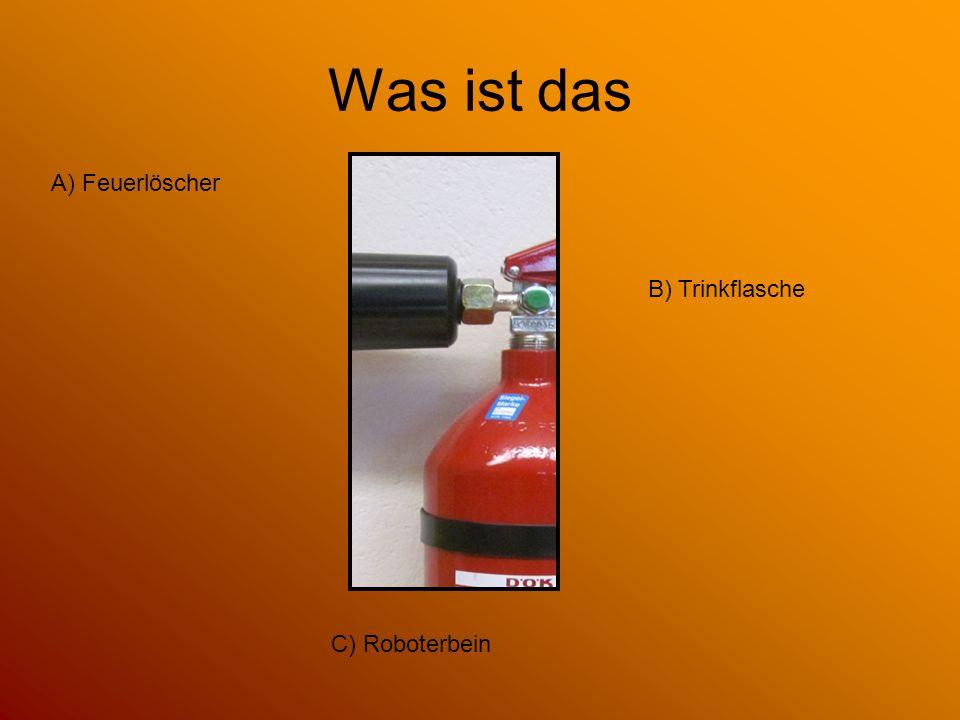 Was ist das L) Trinkflasche K) Flöte M) Rassel