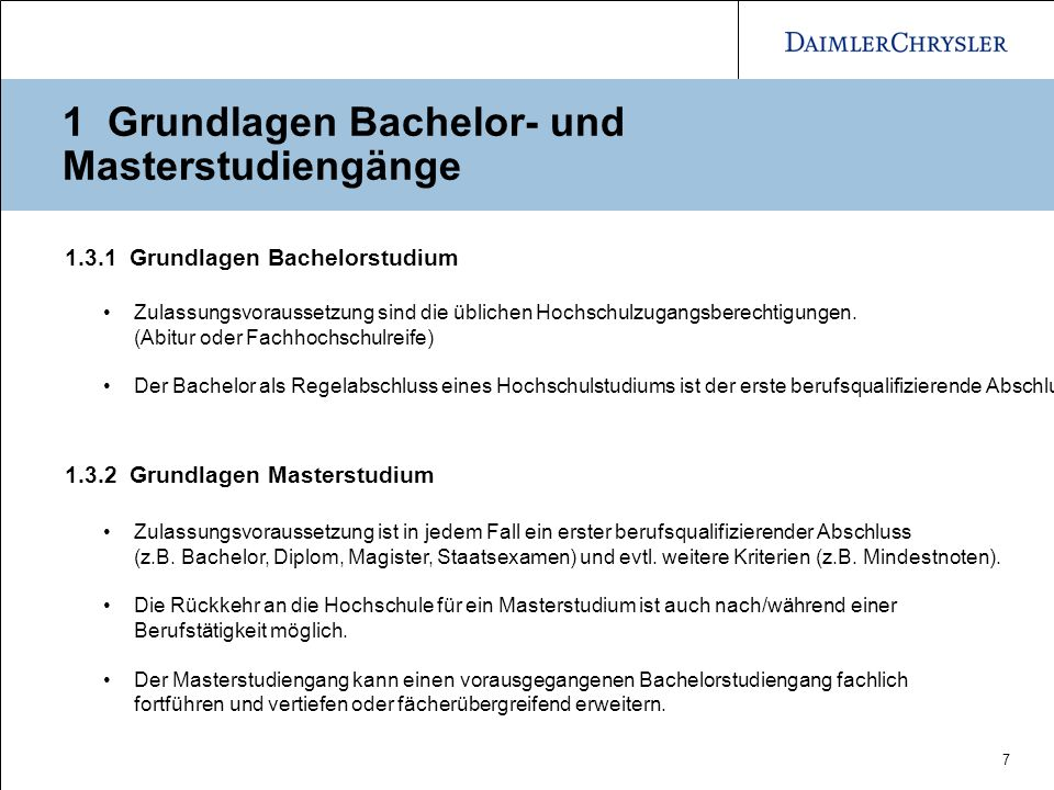 8 Auszug aus Datenbank 1 Grundlagen Bachelor- und Masterstudiengänge 1.3.3.1 Datenbank für den Studiengang ArchitekturArchitektur Die Datenbank enthält eine Übersicht über Bachelor- und Masterstudiengänge der Fachrichtung Architektur als Vollzeitstudium.