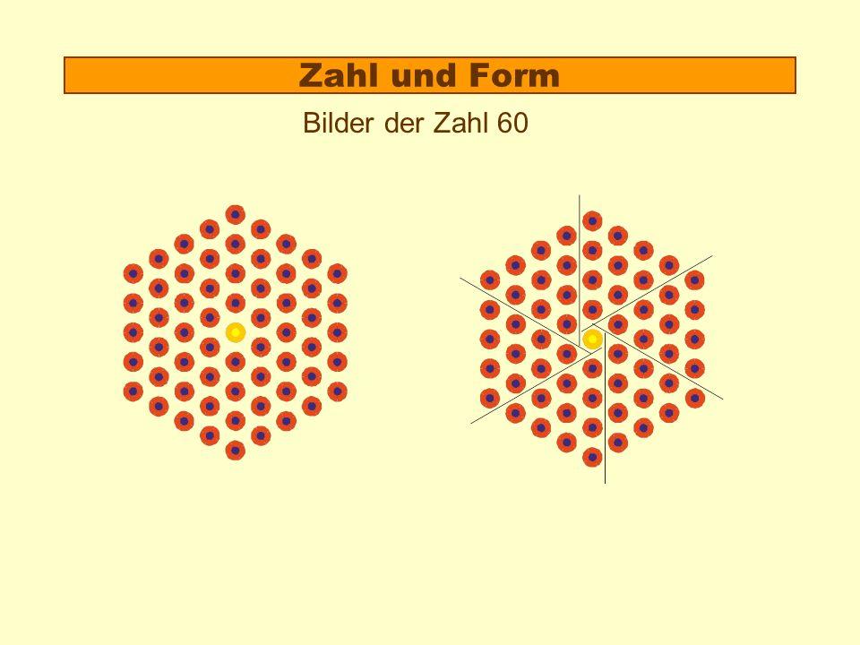 Zahl und Form 1.Beispiel: Miss 10 2.Theorie: Der Formzahlaspekt