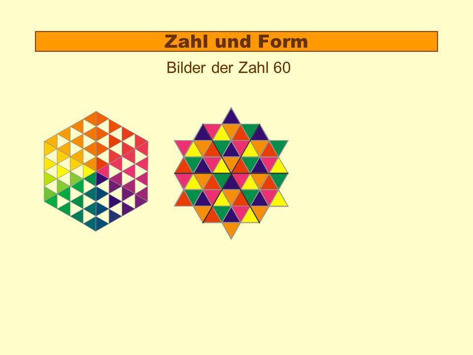 6 passen genau herum Insgesamt 7*7 = 7² Kreise Eine Blume 7 Kreise 4.