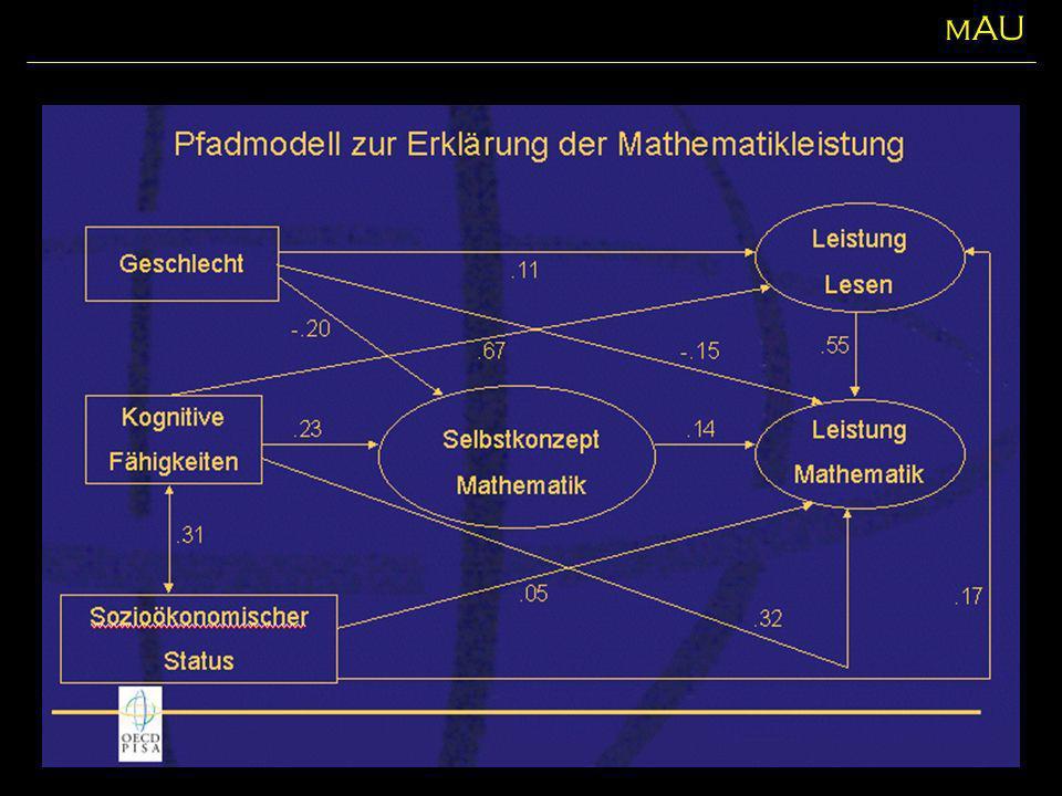 Sprachverständnis und Mathematik mAU