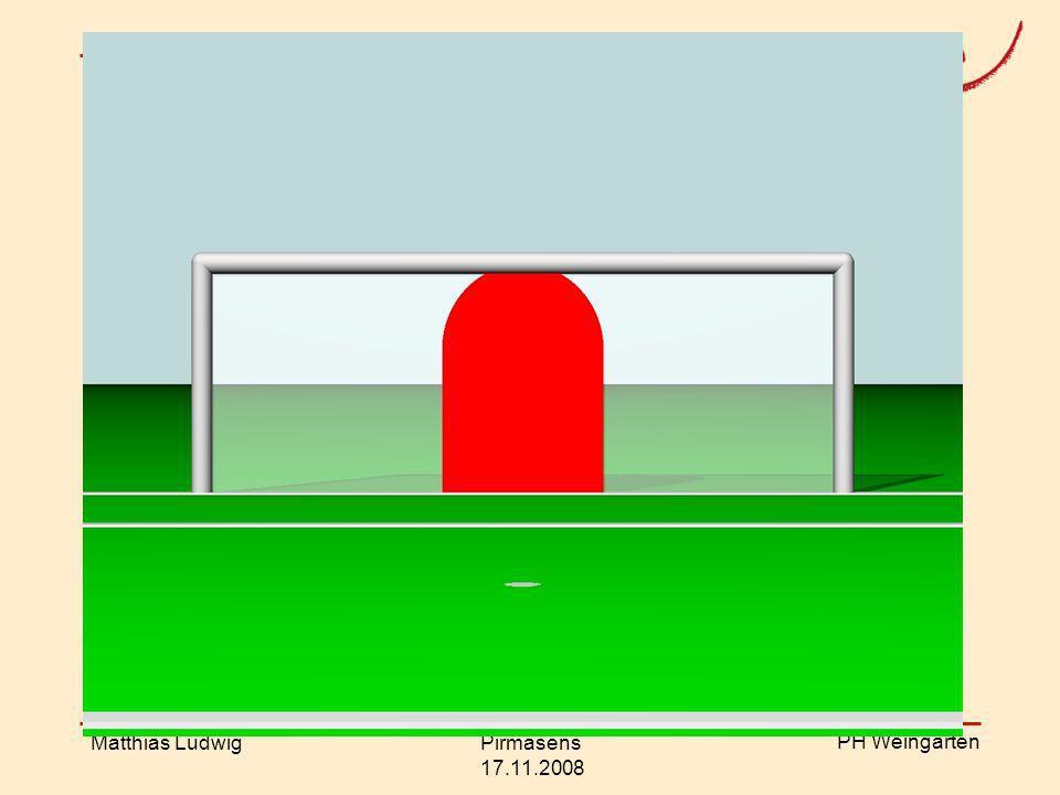 PH Weingarten Matthias LudwigPirmasens 17.11.2008 Elfmeter Bayern München 190:245 =>77,5% Frankfurt 143:196 =>73%
