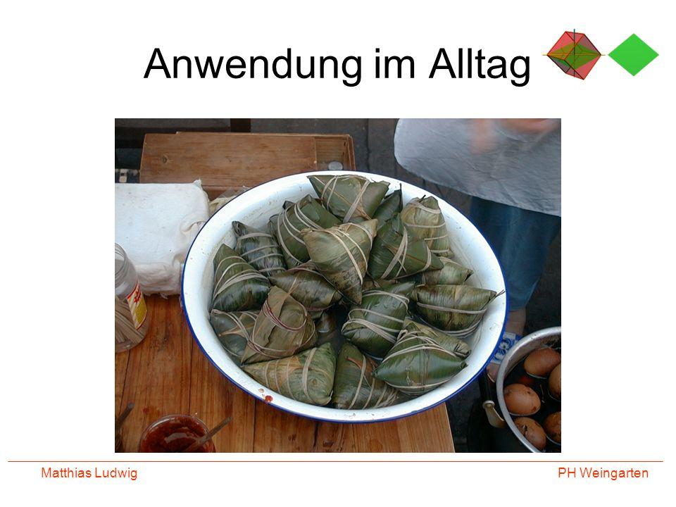 PH Weingarten Matthias Ludwig Anwendung im Alltag