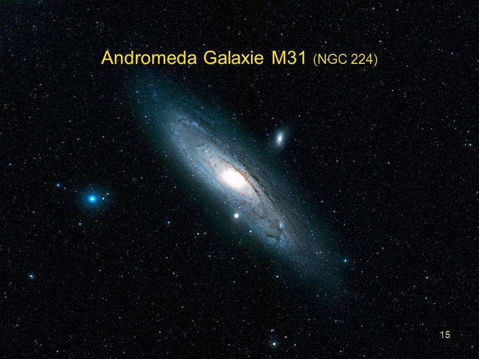 Andromeda Galaxie M31 (NGC 224) 15