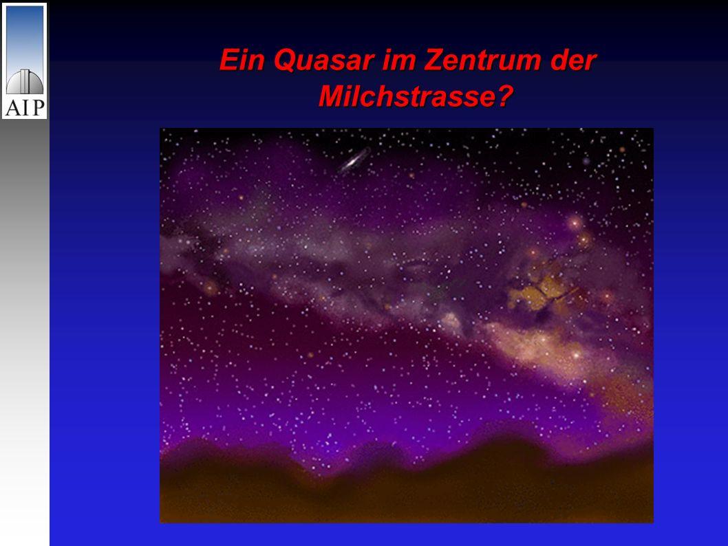 In ca. 5 Mrd Jahren wird die Andromeda-Galaxie mit unserer Milchstrasse kollidieren.
