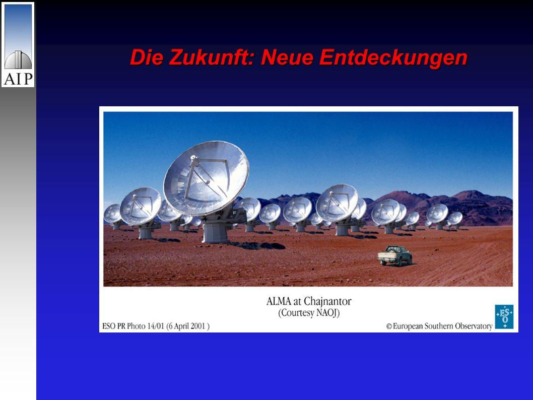 Die Zukunft: Neue Entdeckungen