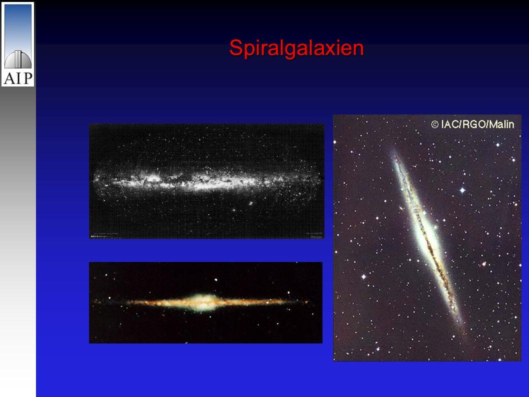 Spiralgalaxien