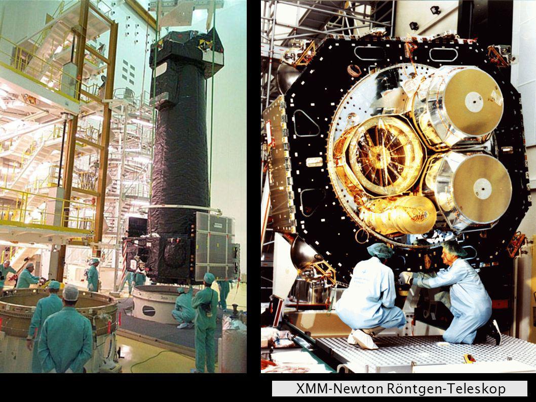XMM-Newton Röntgen-Teleskop