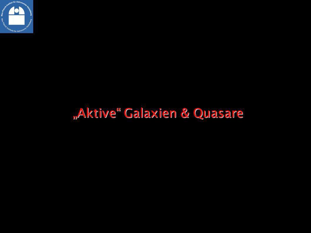 Aktive Galaxien & Quasare