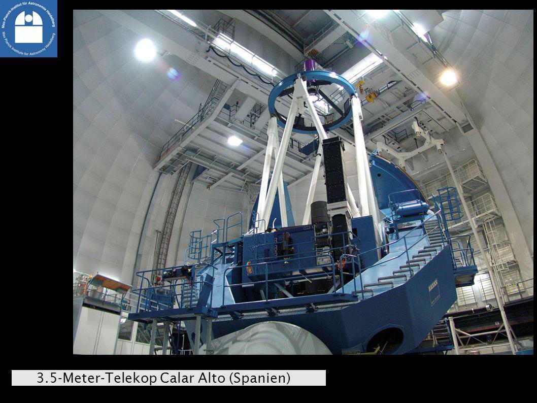 3.5-Meter-Telekop Calar Alto (Spanien)