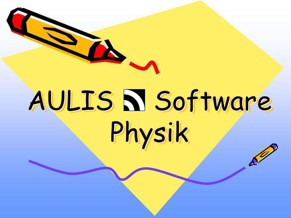 AULIS Software Physik