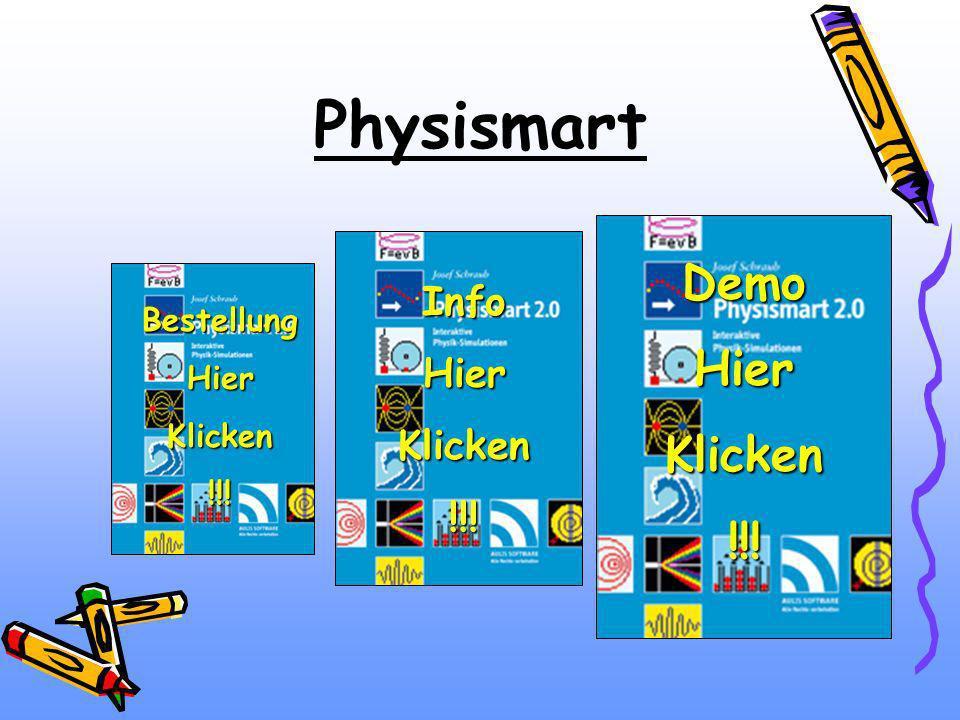 Physismart Demo Hier Klicken !!! Info Hier Klicken !!! Bestellung Hier Klicken !!!